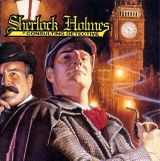 Jaquette Sherlock Holmes : Consulting Detective