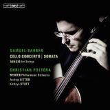 Pochette Cello Concerto / Sonata / Adagio for Strings