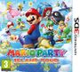 Jaquette Mario Party : Island Tour