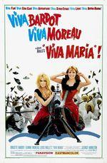 Affiche Viva Maria !
