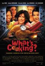 Affiche What's Cooking ?
