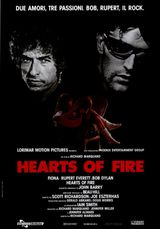 Affiche Hearts of fire
