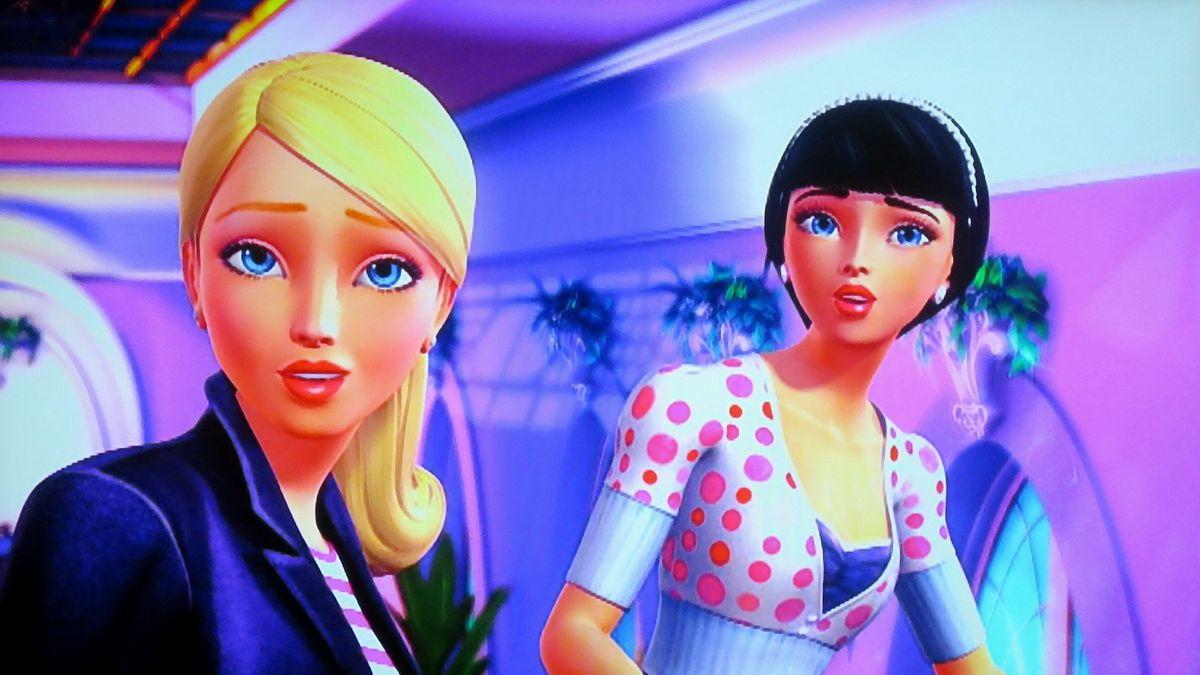 Barbie la princesse et la popstar long m trage d 39 animation 2012 - Barbie la princesse et la pop star ...