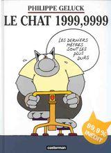 Couverture Le Chat 1999,9999 - Le Chat, tome 8