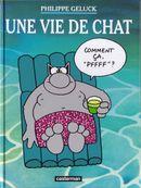 Couverture Une vie de Chat - Le Chat, tome 15