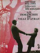 Affiche Les Dimanches de Ville d'Avray