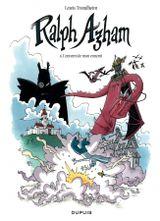 Couverture L'Ennemi de mon ennemi - Ralph Azham, tome 6