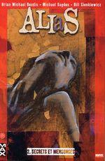 Couverture Secrets et mensonges - Alias, tome 2