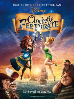 Affiche Clochette et la Fée pirate