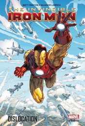 Couverture Dislocation - The Invincible Iron Man, tome 2