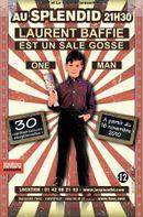 Affiche Laurent Baffie est un sale gosse