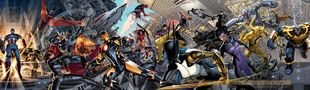 Cover Guide - Index des TPB Marvel Now (VO)