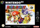 Jaquette Mario Party