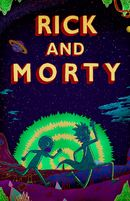 Affiche Rick and Morty