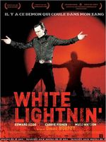 Affiche White Lightnin'