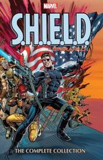 Couverture S.H.I.E.L.D. by Steranko: The Complete Collection
