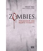 Couverture Zombies sociologie des morts-vivants