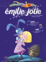 Affiche Émilie Jolie