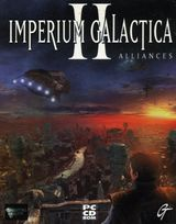 Jaquette Imperium Galactica 2 : Alliances