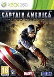 Jaquette Captain America : Super Soldat