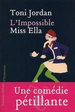 Couverture L'impossible miss Ella