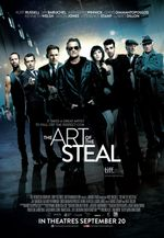 Affiche The Art of the Steal