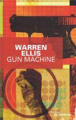 Couverture Gun Machine