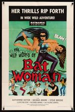 Affiche The Wild World of Batwoman