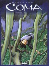 Couverture Vincent - Coma, tome 1