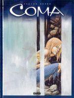 Couverture Dana - Coma, tome 2
