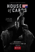 Affiche House of Cards (US)