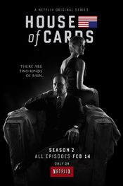 Affiche House of Cards