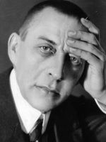 Photo Sergei Vasilievich Rachmaninoff