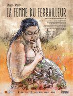 Affiche La Femme du ferrailleur
