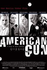 Affiche American Gun