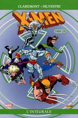 Couverture 1988 (Partie 2) - X-Men : L'Intégrale, tome 22
