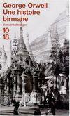 Couverture Une histoire birmane
