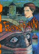 Couverture Frankenstein