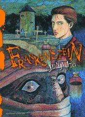 Couverture Frankenstein