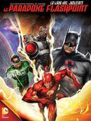 Affiche La Ligue des Justiciers : Le Paradoxe Flashpoint