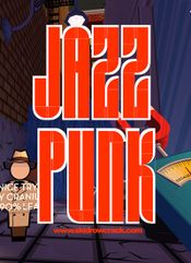 Jaquette Jazzpunk