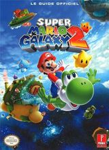 Couverture Super Mario Galaxy 2 - Guide Officiel