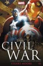 Couverture Civil war