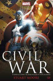 Couverture Civil war