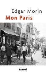 Couverture Mon Paris