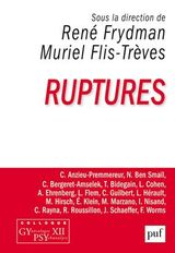 Couverture Ruptures