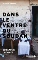 Couverture Dans le ventre du Soudan