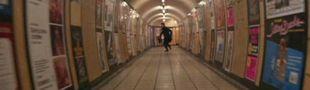 Cover Des attaques de monstres dans les couloirs du métro