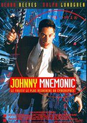 Affiche Johnny Mnemonic