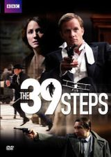 Affiche The 39 Steps